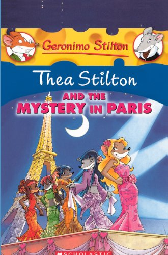 9780606150330: Thea Stilton and the Mystery in Paris