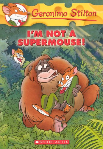 9780606150347: I'm Not A Supermouse! (Turtleback School & Library Binding Edition) (Geronimo Stilton)