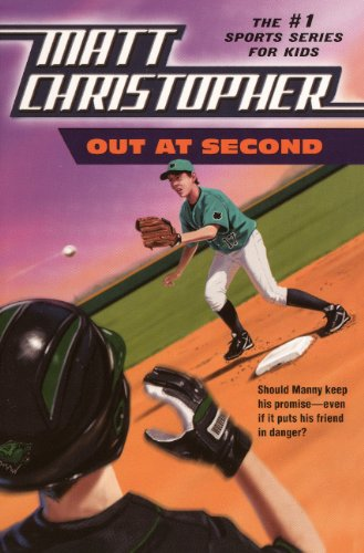 Out At Second (Turtleback School & Library Binding Edition) (Matt Christopher Sports Classics):...