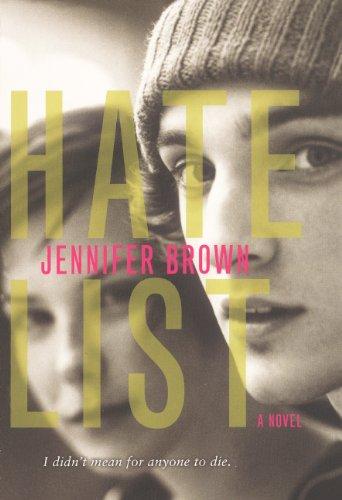 9780606151238: Hate List (Turtleback School & Library Binding Edition)