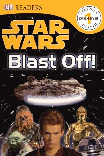 9780606151412: Star Wars: Blast Off! (Dk Readers Pre-Level 1)