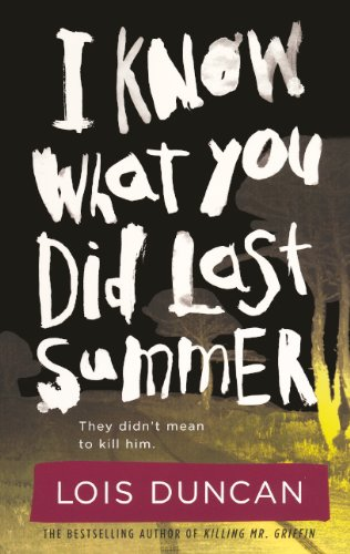 9780606151573: I Know What You Did Last Summer (Turtleback School & Library Binding Edition)