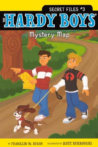 Mystery Map (Turtleback School & Library Binding Edition) (The Hardy Boys Secret Files) (9780606151924) by Franklin W. Dixon