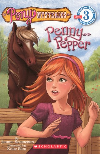 9780606152143: Penny & Pepper (Turtleback School & Library Binding Edition) (Penny Mysteries: Scholastic Reader: Level 3)
