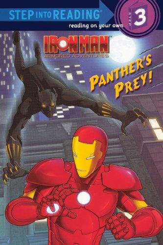 9780606152297: Iron Man: Panther's Prey! (Turtleback School & Library Binding Edition) (Iron Man Armored Adventures (Pb))