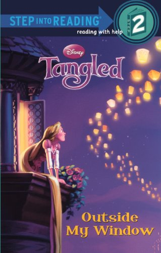 9780606152310: Tangled: Outside My Window (Turtleback School & Library Binding Edition) (Tangled, Step into Reading Step 2)