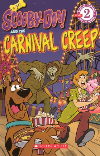 The Carnival Creep (Turtleback School & Library Binding Edition) (Scooby-Doo! Readers: Level 2 ...