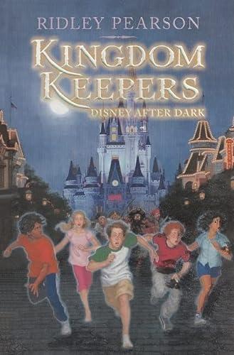 Disney After Dark: Pearson, Ridley