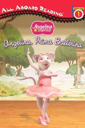 9780606153904: Angelina, Prima Ballerina
