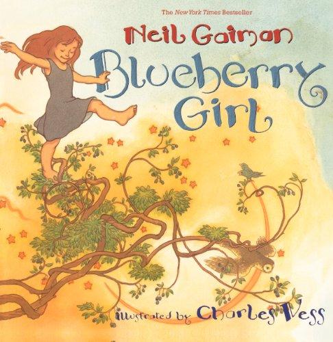 9780606153980: Blueberry Girl (Turtleback School & Library Binding Edition)