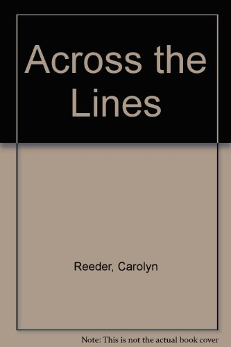 9780606154260: Across the Lines