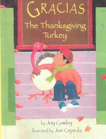 9780606155571: Gracias, the Tanksgiving Turkey
