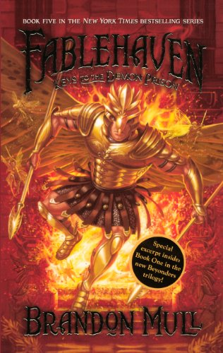 9780606155977: Keys To The Demon Prison (Turtleback School & Library Binding Edition) (Fablehaven)