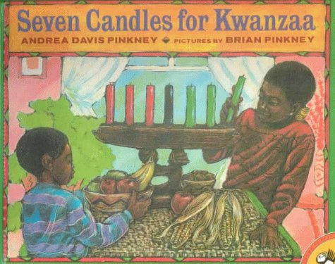 9780606156998: Seven Candles for Kwanzaa