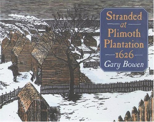 9780606157230: Stranded at Plimoth Plantation 1626
