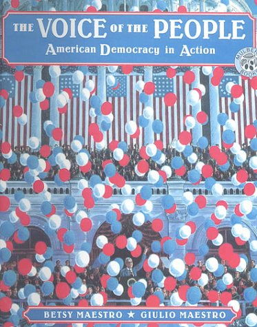 9780606157568: The Voice of the People: American Democracy in Action