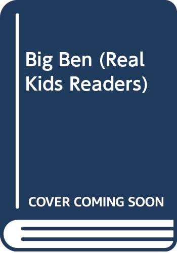 9780606157933: Big Ben (Real Kids Readers)