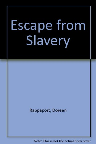 9780606158558: Escape from Slavery