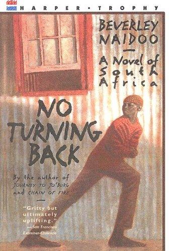9780606158565: No Turning Back: A Novel of South Africa