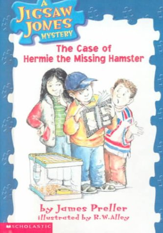 9780606159661: The Case of Hermie the Missing Hamster (Jigsaw Jones Mystery)