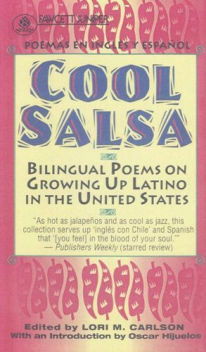 9780606160766: Cool Salsa: Bilingual Poems on Growing Up Latino in the United States (English and Spanish Edition)