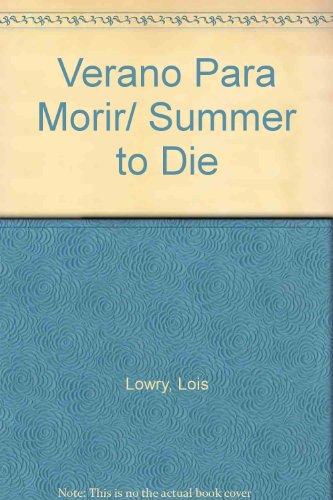 9780606160919: Verano Para Morir/ Summer to Die