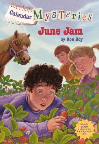 9780606161145: June Jam (Turtleback School & Library Binding Edition) (Calendar Mysteries)