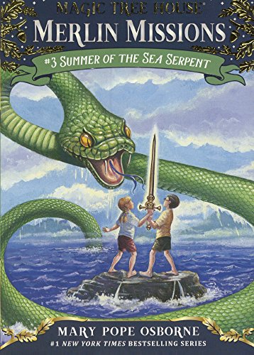 Summer Of The Sea Serpent (Turtleback School & Library Binding Edition) (Magic Tree House) (0606161317) by Mary Pope Osborne