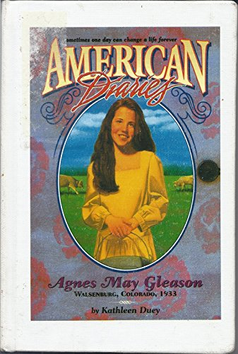 9780606161336: Agnes May Gleason: Walsenburg, Colorado, 1933 (American Diaries)