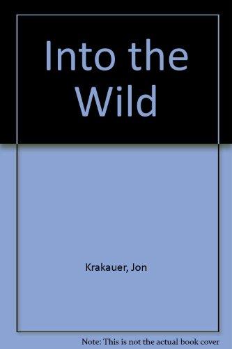 9780606161855: Into the Wild