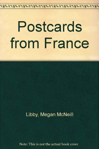 9780606162470: Postcards from France