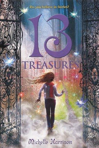9780606162739: 13 Treasures (Turtleback School & Library Binding Edition) (13 Treasures Trilogy)