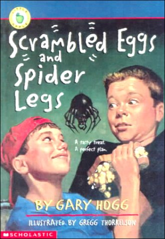 9780606166058: Scrambled Eggs and Spider Legs