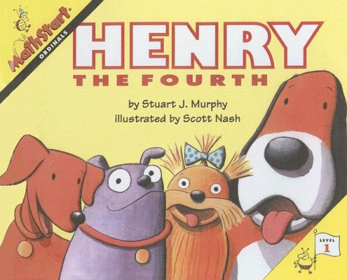 9780606166799: Henry the Fourth (Math Start : Ordinals : Level 1)