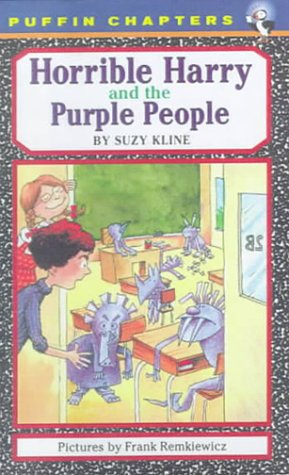 9780606167857: Horrible Harry and the Purple People