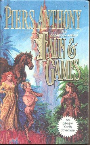 9780606168861: Faun & Games (Xanth)