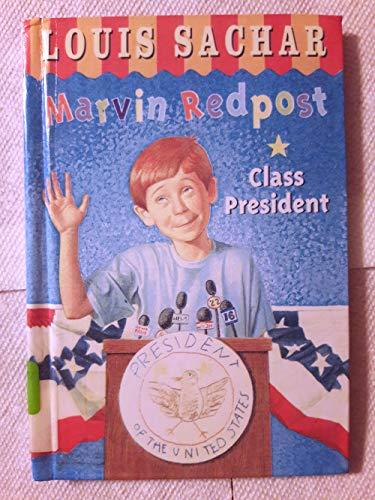 9780606168953: Class President (Marvin Redpost)