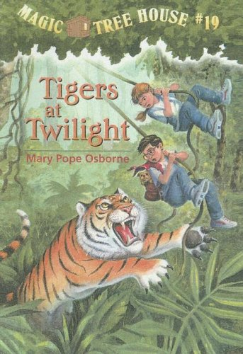 9780606169578: Tigers at Twilight (Magic Tree House)
