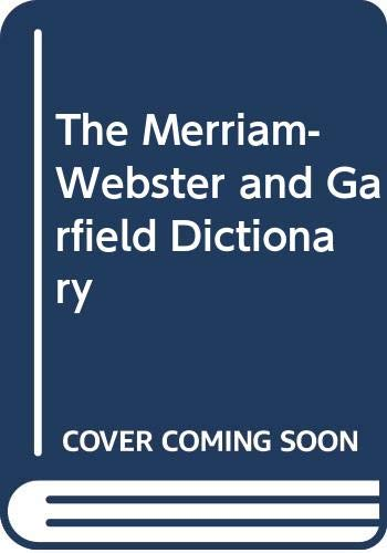 9780606169660: Merriam Webster and Garfield Dictionary