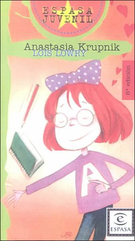 9780606170062: Anastasia Krupnik (Spanish Edition)