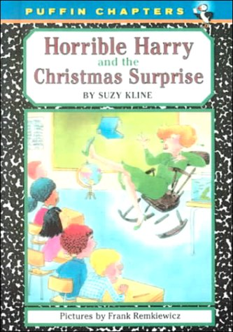 9780606171137: Horrible Harry and the Christmas Surprise