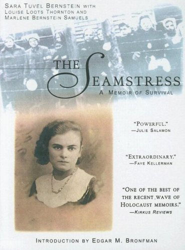 9780606172080: The Seamstress: A Memoir of Survival