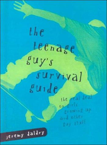 9780606172349: Teenage Guy's Survival Guide