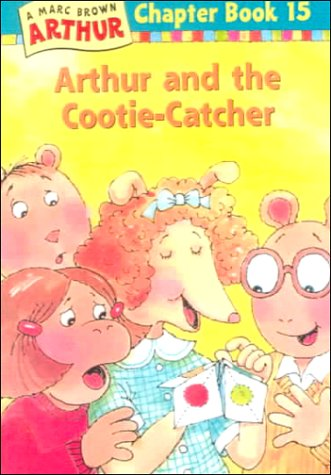 9780606172363: Arthur and the Cootie-catcher