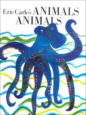 9780606172561: Eric Carle's Animals Animals