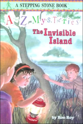 9780606172653: The Invisible Island (A to Z Mysteries)