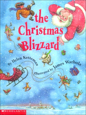 9780606172936: The Christmas Blizzard