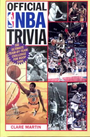 9780606173001: Official Nba Trivia