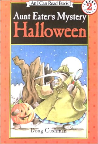 9780606173018: Aunt Eater's Mystery Halloween: Level 2 (An I Can Read Book)