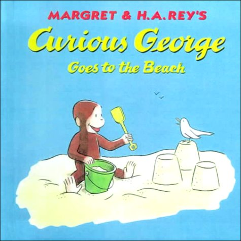9780606173681: Curious George Goes to the Beach